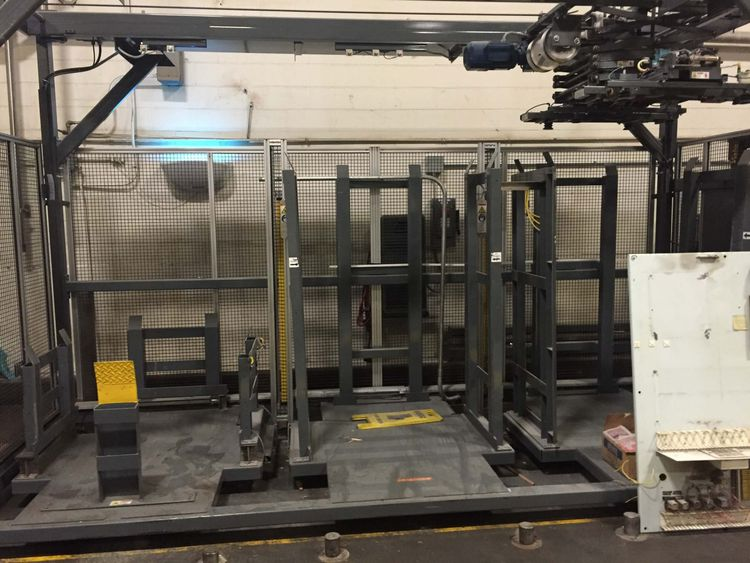 Dunnage TPD8 Sorting System