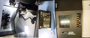 Doosan FANUC 31i-B CONTROL Max. 3500 rpm PUMA TT2500SY 2 Axis