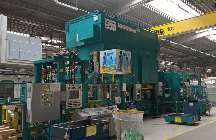 Others Pressing line 53T - 300T