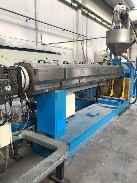 Sterling Extrusion line for flat sheets and coils