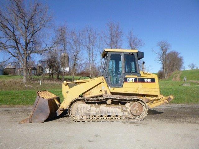 Caterpillar 953C Bulldozer