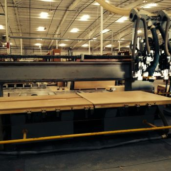 Northwood 285, CNC Router