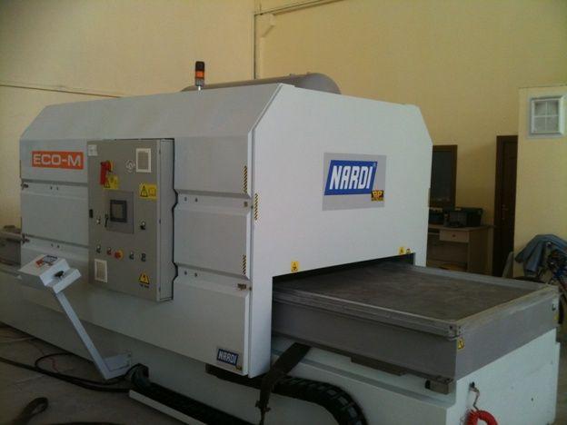 Baioni ECO -M 25, MEMBRANE PRESS MACHINE