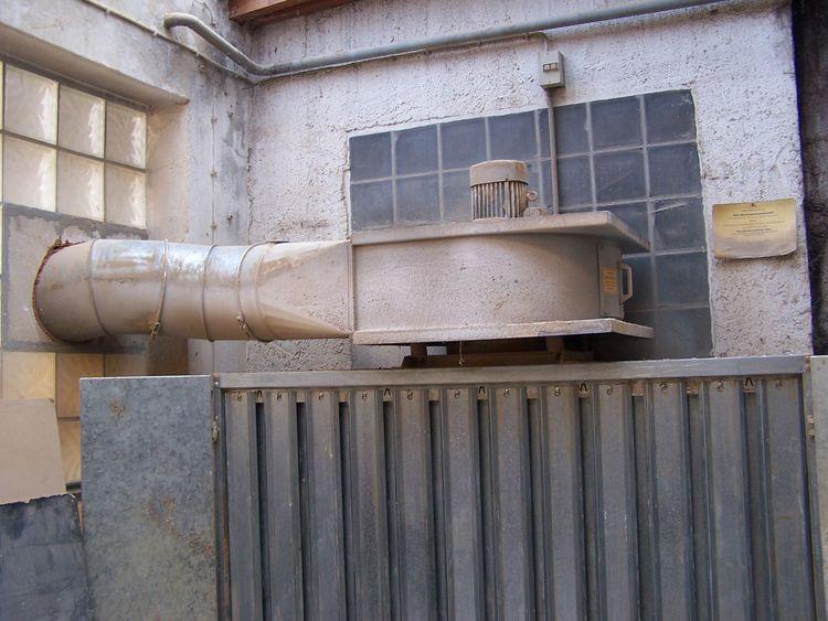 Schuko Dust Collector