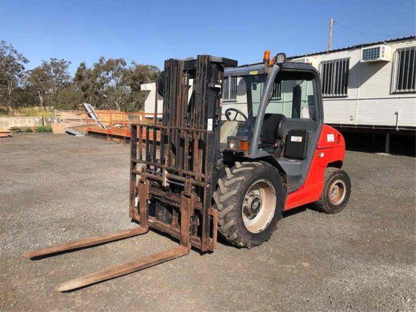 Manitou MH25-4 buggie.