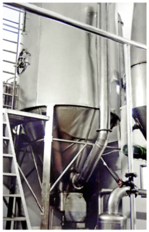Fubang 1 Spray dryer for chinese traditional