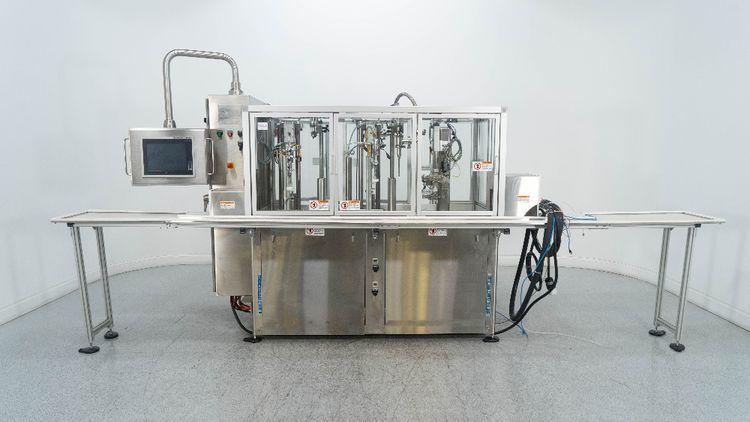 ProSys LVM-MT22 Dual Barrel Bottle Filler