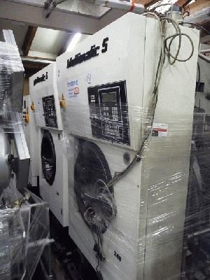 Multimatic S 240 x 2 KWL Tandem Dry cleaning