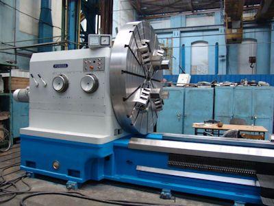 Poreba Engine Lathe 160 rpm TCG-200/10M