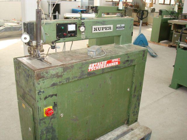 Kuper FW / J900, Veneer sewing machine