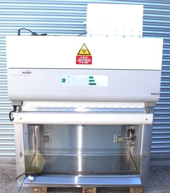 NuAire NU-440-400E, Safety Cabinet