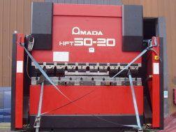 Amada HFT 5020, 4 axis Press Brake 50 Ton