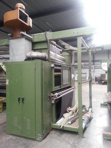 Caru 200 Cm Emerizing machine