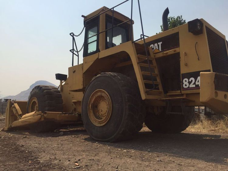 Caterpillar 824C Wheel Loader