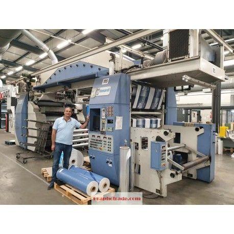 Mira Flexo machine 6 1250 mm