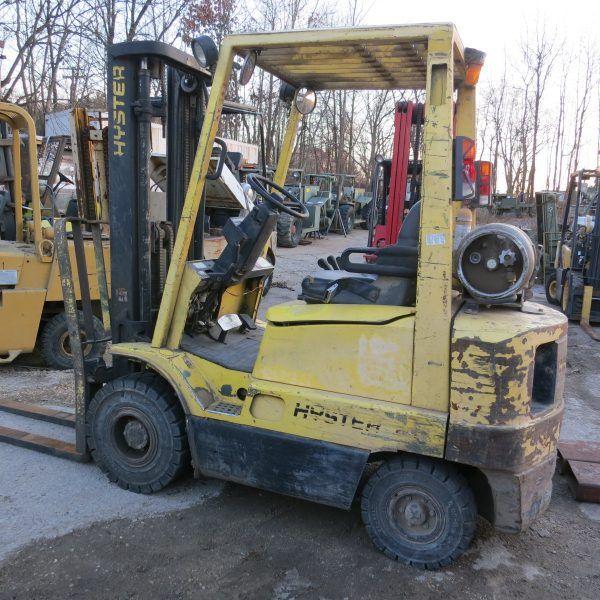 Hyster H40XMS 4,000 Lb.