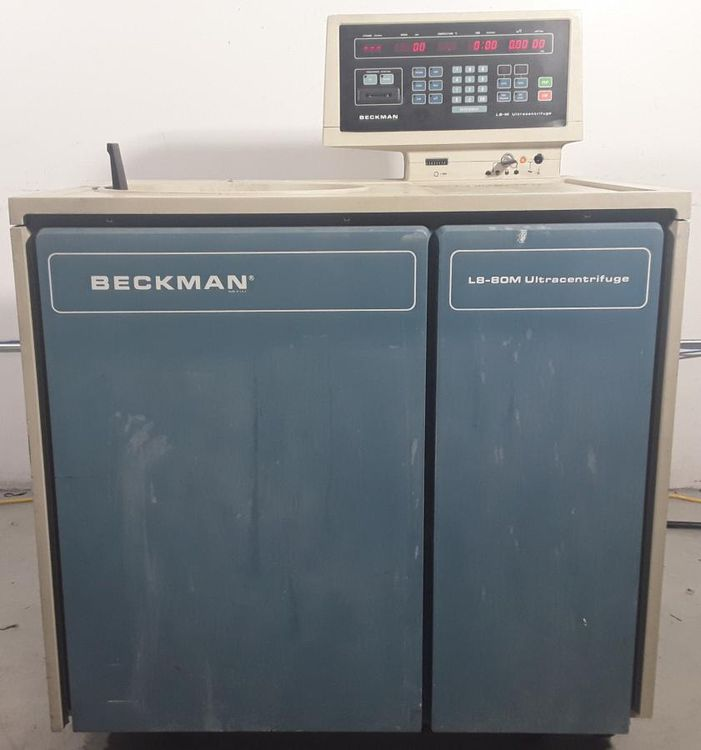 Beckman L8-80MR Ultracentrifuge