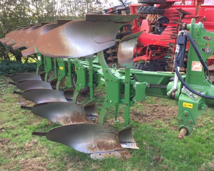 Amazone Cayron 200 Plough