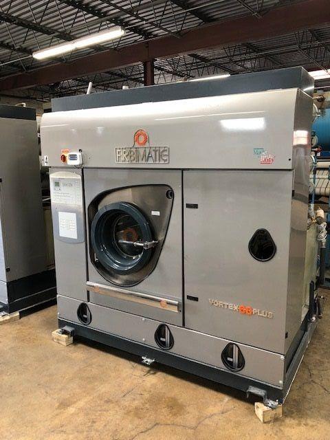 Firbimatic L2025 Vortex 60lb cleaning machine
