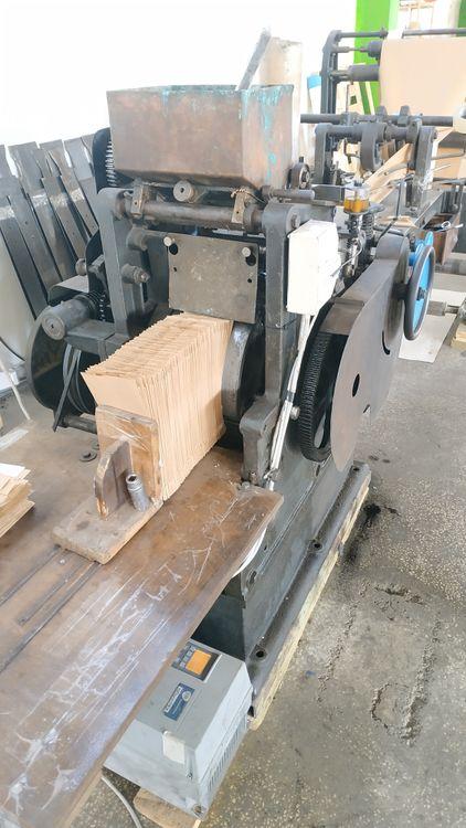 Honsel Phoenix 20 flat & satchel bag machine - w/o printer ...
