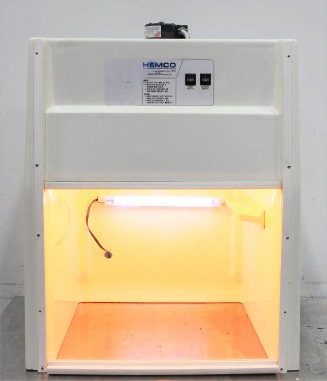 HemCo 93005 Ductless Fume Hood 24