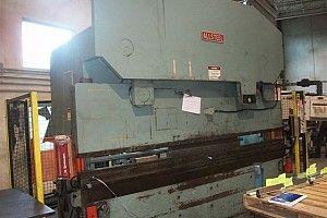 All Steel 230-12 230 Ton