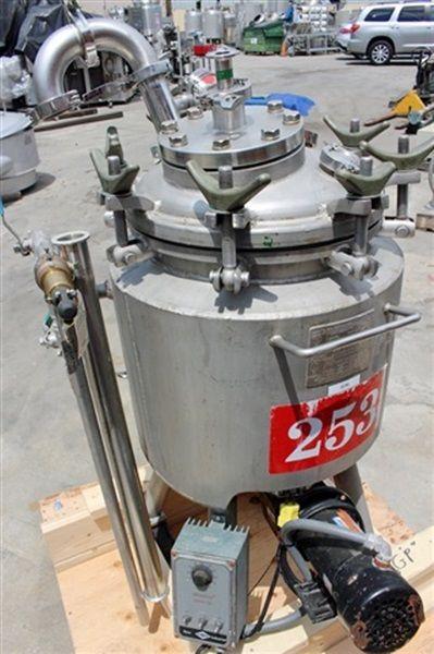 Other 60 liter Reactor