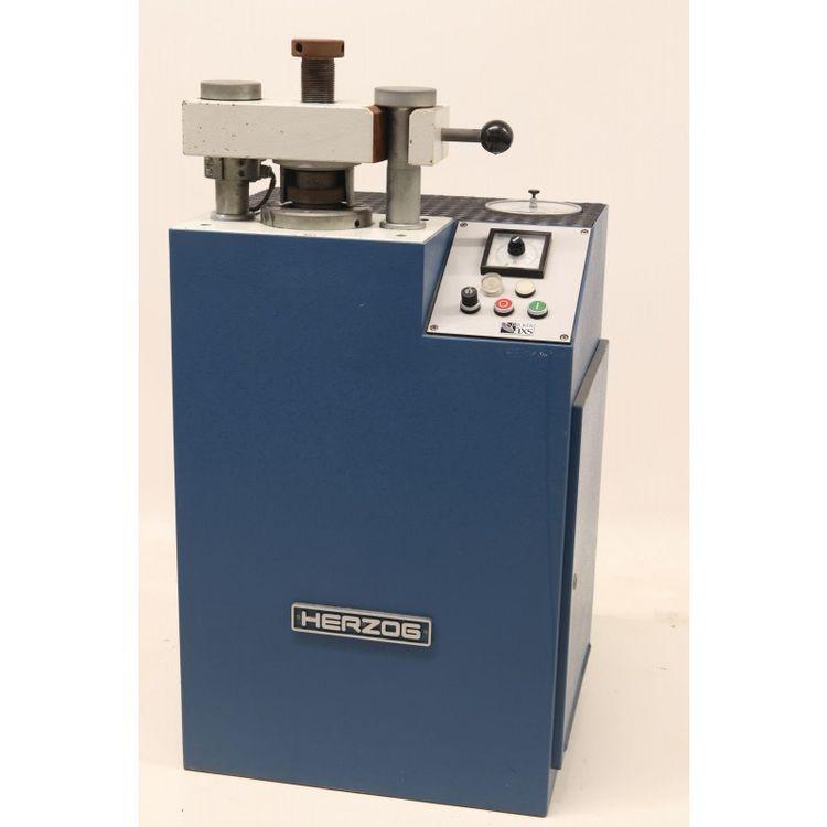 Herzog HTP 40 sample press