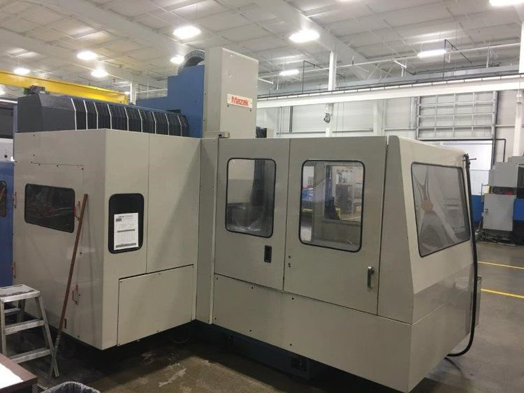 Mazak AJV 60/80 CNC VERTICAL MACHINING CENTER 3 Axis