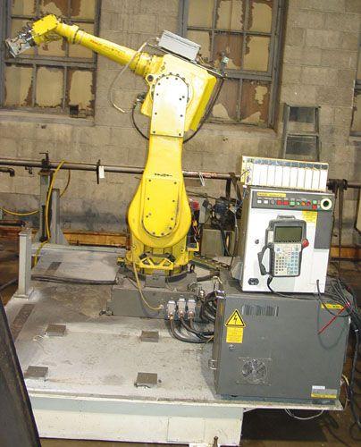 Fanuc M-710i, CNC Robot 6 axis 99 LBS