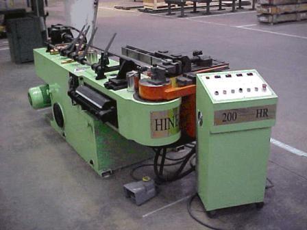 Hines 200-HR Hdraulic Tube Bender