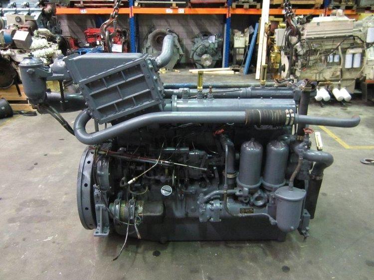 Deutz BF 6M 716 Diesel Marine Engine
