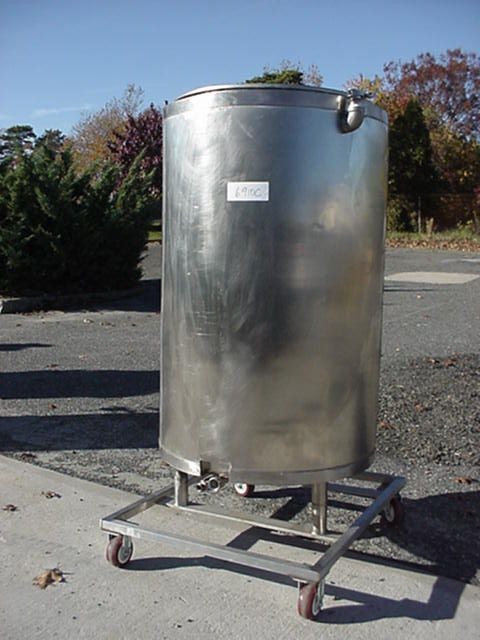 B&G JACKETED/INSULATED VERTICAL TANK JACKETED/INSULATED VERTICAL TANK