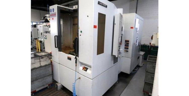 DMG Dmg Mori NH 4000 DCG 4 axis 4 Axis