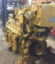 Caterpillar 3408B-DITA Marine propulsion engine
