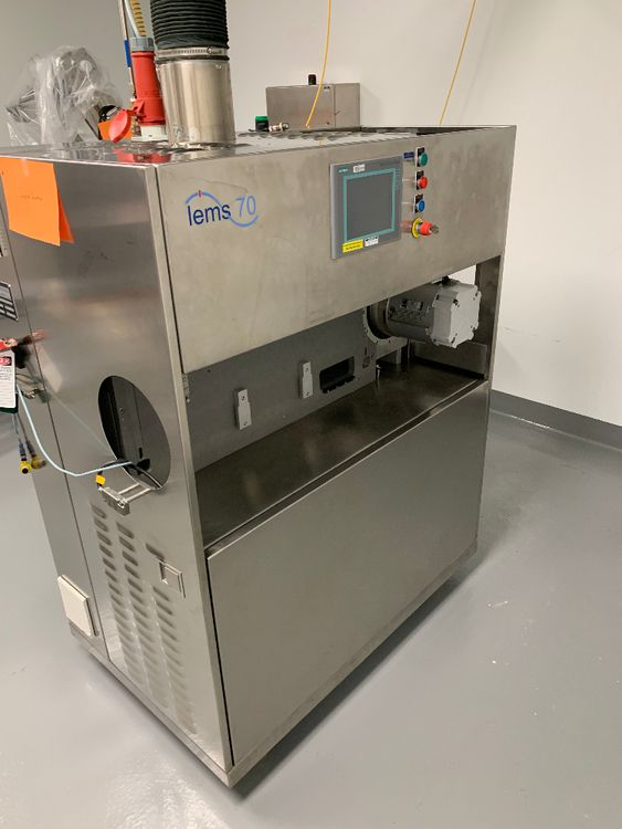 Capsugel LEMS 70 Liquid Encapsulation Microspray Sealing System