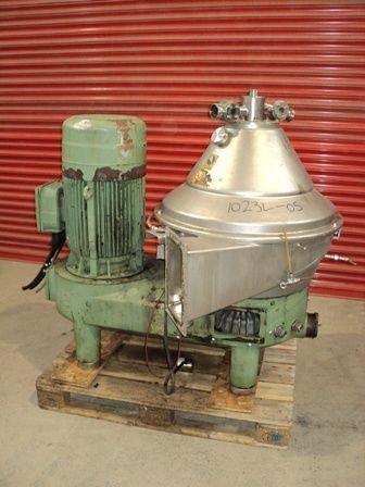 Westfalia SC 35-36-177 centrifuge