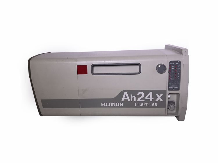 Fujinon Ah24x7 studio lens