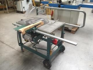 Gjerde Construction saw