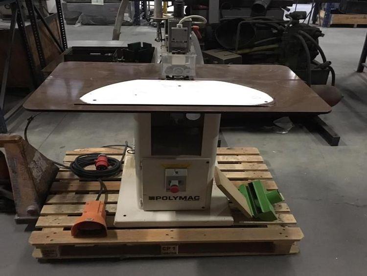 Biesse Polymac Speedy 90 Rotary milling machine