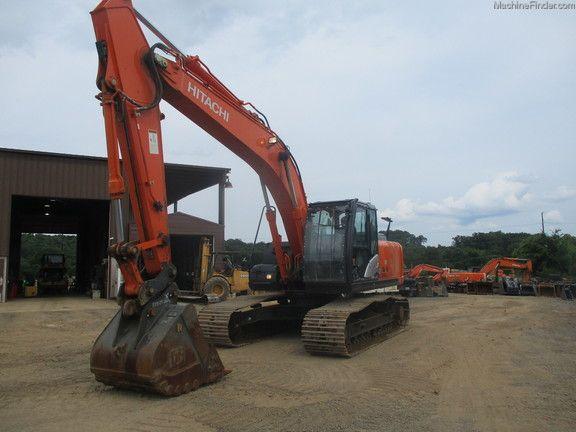 Hitachi ZX210LC-5 Excavators