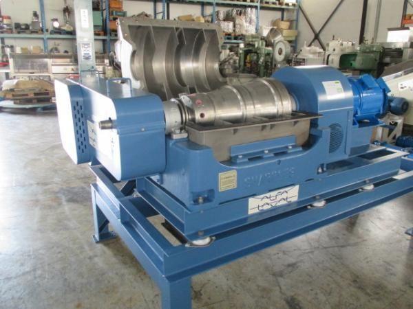 Alfa Laval 6120.88.21.80 Decanter centrifuge