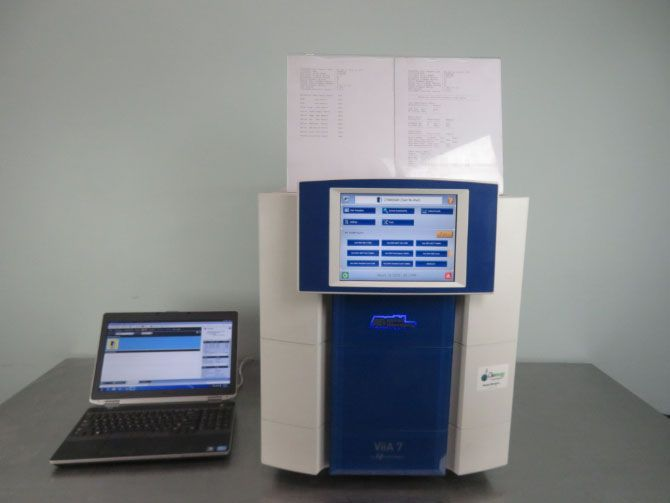 ABI ViiA 7 Real-Time PCR System