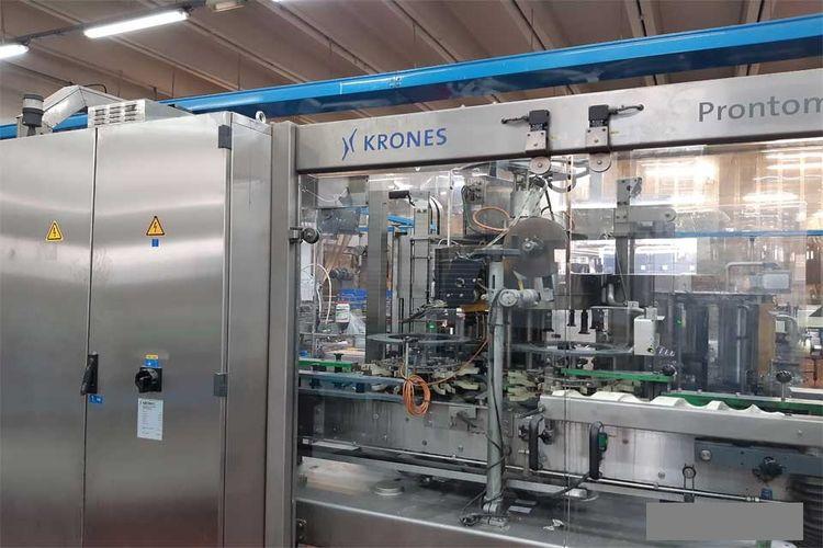 Krones Prontomodul I 720-12 Labelling machine