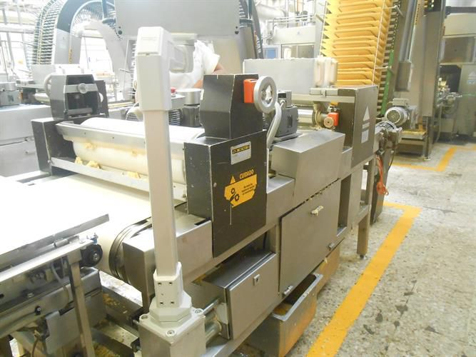 Haas 80 Plate Complete Wafer Line