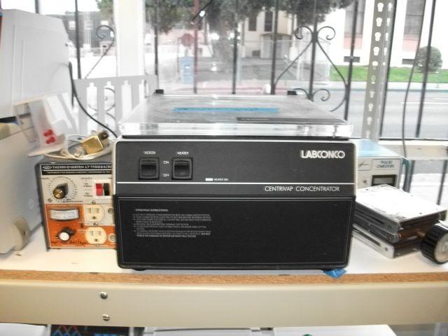 Labconco CentriVap Benchtop Vacuum Concentrators