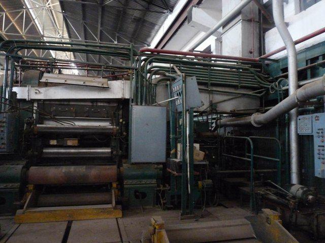 Aluminium Foil Mill Plant with Continuous Caster ALUMINIUM ROLLING MILL