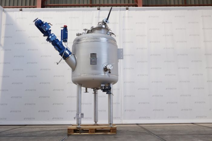 Ana 1.443 l Reactor