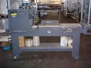 Allied Automation Corp. L-BAR SEALER TUNNEL