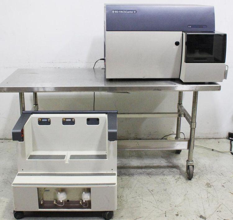 BD Biosciences FACSCanto II Flow Cytometer